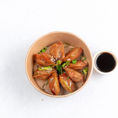 Dumplings Seitan & Chives