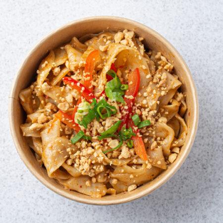 szechuan peanut noodles